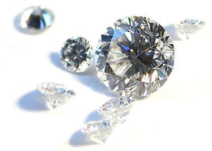 What's the difference between Swarovski Crystal, Diamonds and Cubic Zirconia?