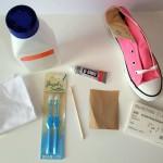 Swarovski Converse Kit