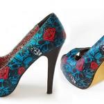 Swarovski heels