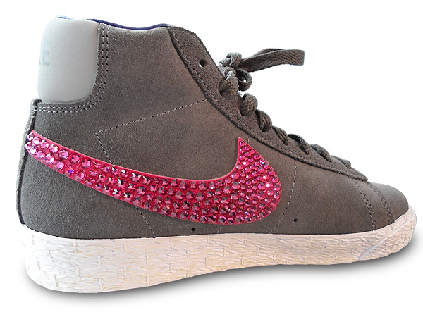 How to Crystallize Nike Blazers