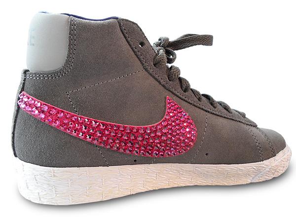 How to Crystallize Nike Blazers