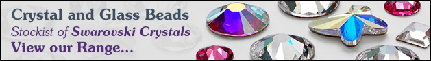 Crystal and Glass Beads Supplier of Swarovski Crystals