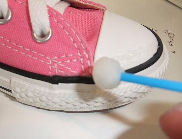 Converse Shoe Glue