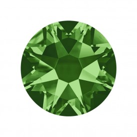 Fern Green ss12 Non-Hotfix Flat Back Crystals (PRE-ORDER 3-7 Days) Swarovski 2088 Wholesale Pack 1440