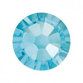 Aquamarine ss16 Hot-Fix Flatback Swarovski Crystals 2038 Factory Pack of 1440 Pcs