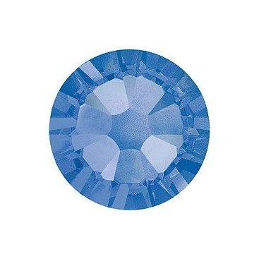 Sapphire ss34 Swarovski Flatback Crystals Non-Hotfix 2058 Pack of 12 Pcs